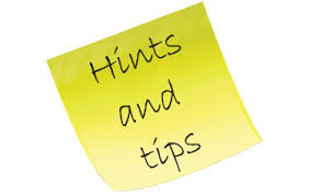 Acne hints and tips